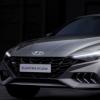 新款2021年现代伊兰特轿车尚未上市但该汽车制造商已经在吸引我们更多未来