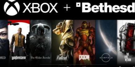 微软以75B的价格购买ZeniMaxMedia和Bethesda