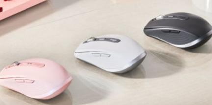 罗技推出MXAnywhere3Compact无线鼠标