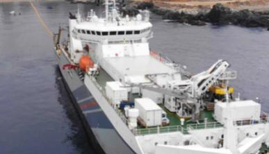 Google的GraceHopper海底电缆链接美国英国西班牙
