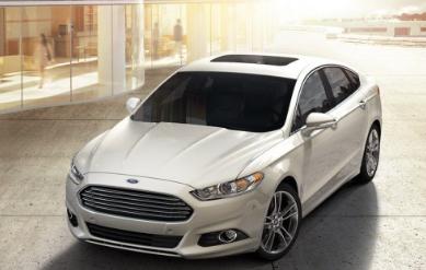召回27万辆福特Fusion轿车存在折叠风险