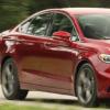 轿车的去年削减了2020年福特Fusion的阵容