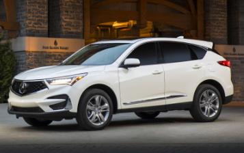 2020年ura歌RDX跨界SUV发布售价3595美元