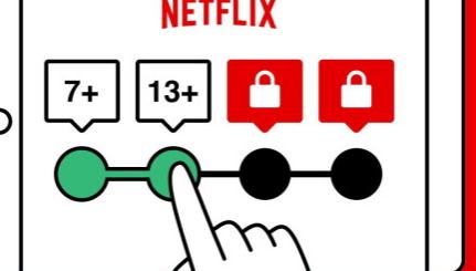 Netflix添加了更多的家长控制选项