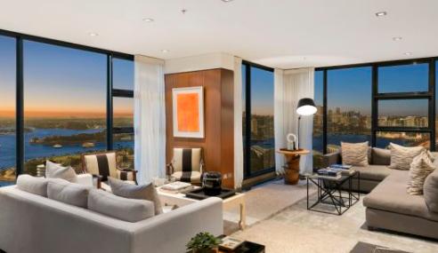 中国亿万富翁张泽田的顶层公寓亏损是拉米阿纳特的1500万美元收益