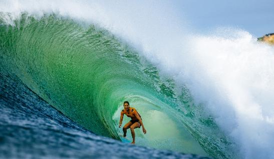 世界冲浪联赛纪录片即将登陆Apple TV+