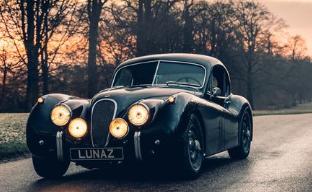 英国初创公司希望将Jaguar和劳斯莱斯经典汽车转变为电动汽车