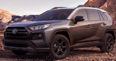 2020年丰田RAV4定价 基础型号下调$305
