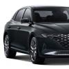 现代汽车展示了更多新款阿塞拉轿车