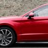 现代汽车为2020年顶级Sonata轿车进行发动机改进