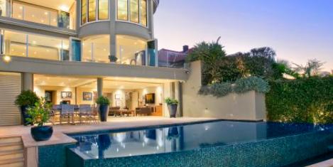 前职业高管布雷特惠特福德以2200万美元购入Mosman房屋