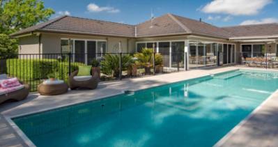 里奇韦和休斯的房屋创下了郊区纪录首笔销售额为200万美元