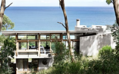 洛恩标志性的海洋之家以480万美元的价格出售