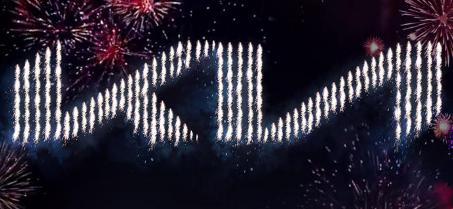 起亚以惊人的烟火表演和吉尼斯世界纪录揭晓新徽标