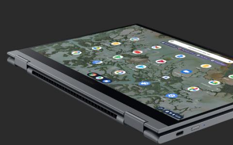 新的三星Galaxy Chromebook 2率先推出QLED显示屏