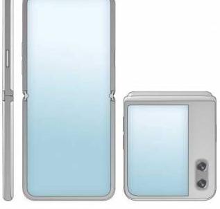 华为可能正在开发5G翻盖式可折叠手机