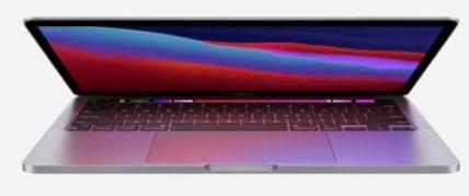 苹果的最新优惠包括配备M1的13英寸MacBook Pro
