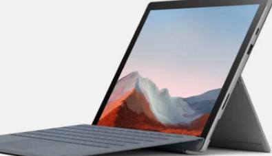 微软Surface Pro 7+还提高了RAM容量以及电池寿命