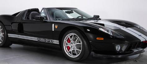 超独家福特GT GTX1寻找新买家