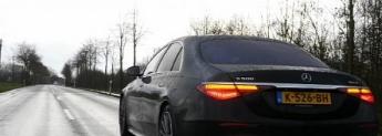 2021梅赛德斯奔驰BenzS5004Matic执行加速测试最高速度测试