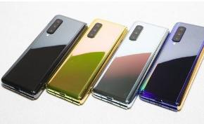 三星GalaxyZFold2智能手机开始接收One UI 3.0 + Android 11