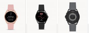 Fossil集团及其子品牌推出了下一代智能手表 以在CES2021上展示