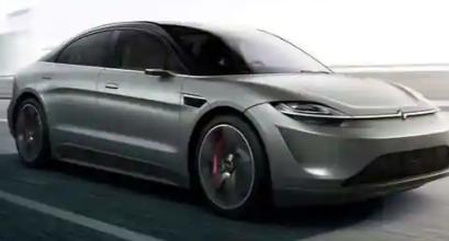 索尼在视觉测试中公开了有关Vision-S轿车的更多细节