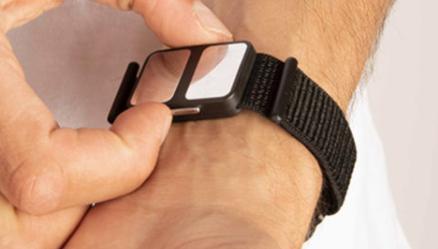 这款售价119美元的表带可改善苹果Watch的健康跟踪功能