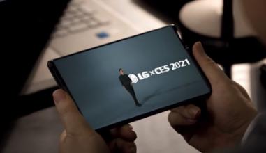 LG的可卷曲手机可能会在9月之后的某个时候上市