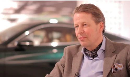 前宾利汽车设计总监Stefan Sielaff表示将迁往吉利