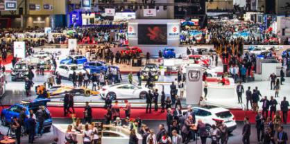 2020年日内瓦车展将于今年3月5日在Palexpo展览中心举行