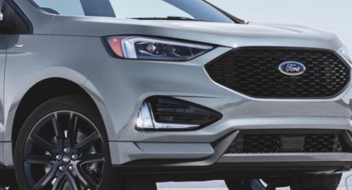 福特在其2020Edge系列中增加了一个新版本