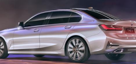 宝马3系格兰豪华轿车是欧洲市场所谓的新型长距距3er