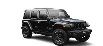 全规格2021吉普牧马人4xe是一款价格昂贵的插电式混合动力SUV