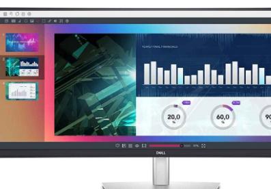 戴尔最近宣布新的P3421W WQHD显示器将加入其P系列戴尔超宽显示器型号