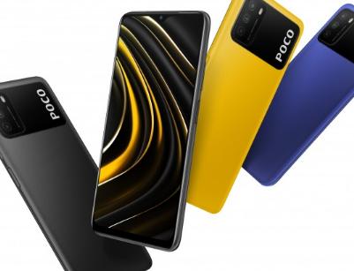 PocoM3智能手机将在欧洲获得单个6GB RAM变体