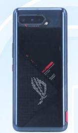 华硕ROGPhone5图像出现在TENAA上一些规格也显示出来
