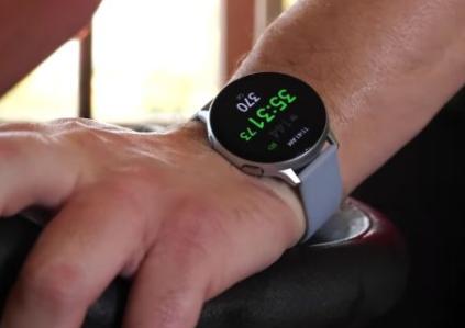 三星可能会很快推出运行Wear OS的智能手表