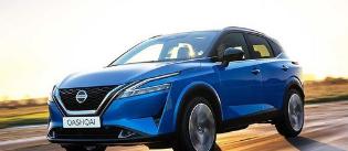 全新2021日产Qashqai采用混合动力系统