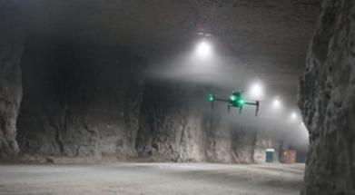 自主无人机导航系统不再依赖GPS