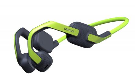 imooEarcare是第一款专为儿童设计的开放式耳罩