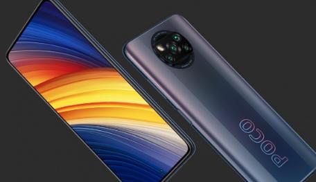 PocoX3Pro和PocoF3智能手机随Snapdragon860和870首次亮相