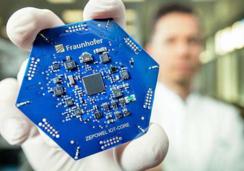 使用更高效的智能传感器进行经济的无线通信