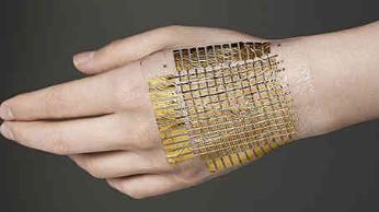 皮肤传感器可提供丰富的患者数据