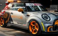 Mini已基于CooperSE电动模型准备了一辆安全车