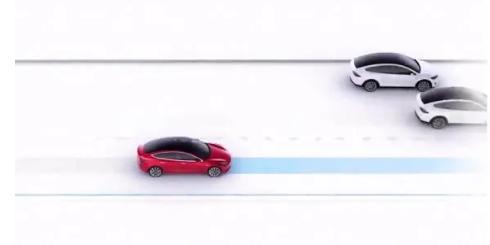 这是特斯拉的自动驾驶仪在现实世界中的表现