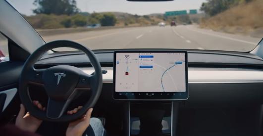 加州DMV调查特斯拉可能误导的全自动驾驶选项