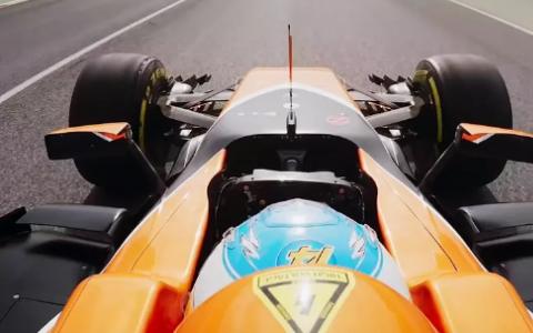 亚马逊已经拍摄了有关迈凯轮一级方程式车队的系列影片