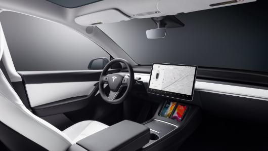 特斯拉因意外激活巡航控制系统在中国召回285000辆汽车