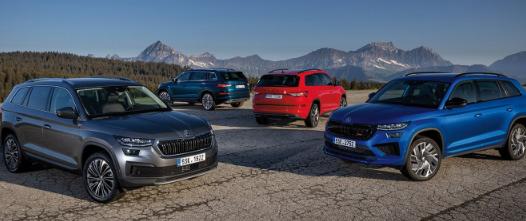 斯柯达成功的SUV获得了一系列更新从重新设计的外观和内饰